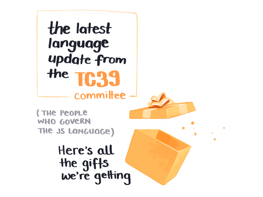 The latest language update from the TC39 committee - the people who govern the JS language